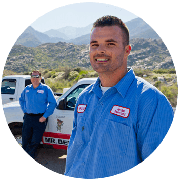 Barrett Toohey, Mr. Beez Mr. Beez Pest Control - Palm Springs