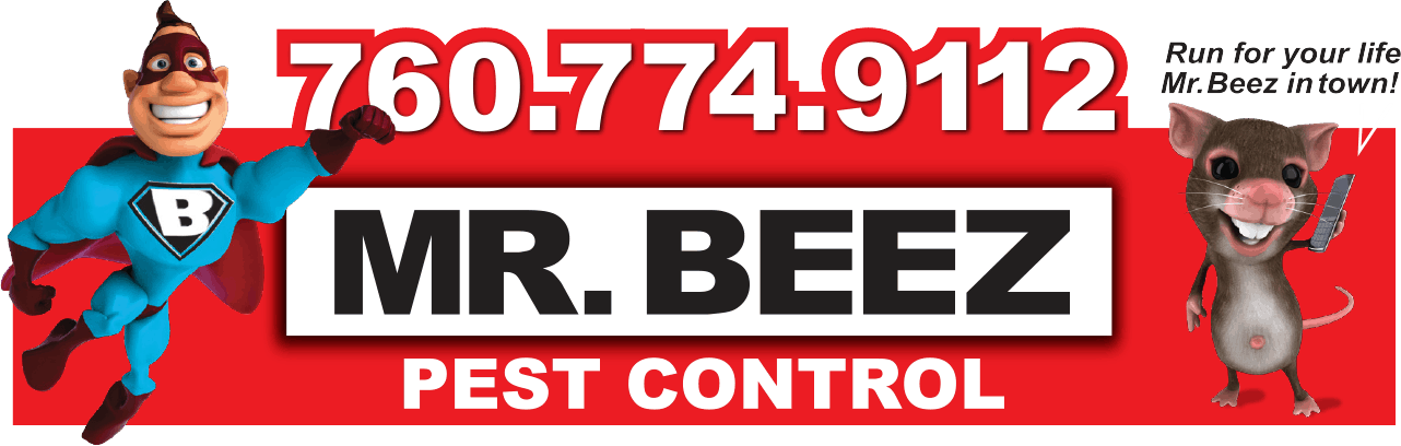 Mr Beez Pest Control Logo